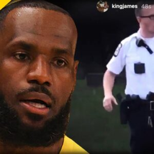 WHOOPS! LeBron James QUICKLY Deletes Tweet after Mob Dunks On Him