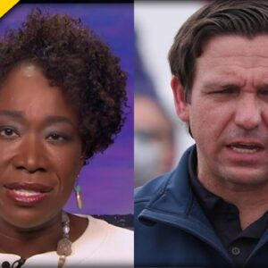 With NO Evidence, MSNBC Host Accuses Gov. DeSantis of the Unthinkable