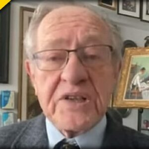 RED ALERT: Alan Dershowitz Just Sounded the ALARM on Dems Newest Plan to Destroy the Country