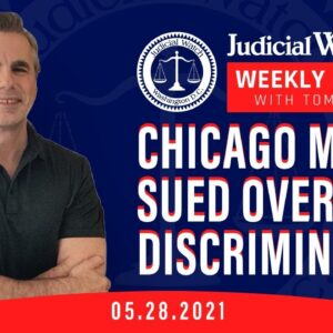 Chicago Mayor Sued over Race Discrimination, Judicial Watch Seeks Answers on Ashley Babbitt Killing
