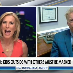 Dr. Paul Discusses Covid Mandates and Dr. Fauci with Laura Ingraham - May 14, 2021