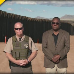WATCH: AZ Border Sheriff Goes OFF On Biden For Insulting Law Enforcement Protecting The Border