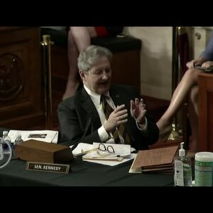 Senator John Kennedy HUMILIATES Dr. Fauci While Entire Internet Rolls Over Laughing