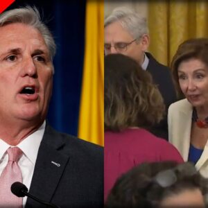 HYPOCRITE Pelosi Caught on Camera Breaking Her OWN House Rules - Republicans FUME!