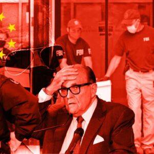Citizen's Grand Jury with Prosecutor Larry Klayman – Legal Ramifications of the Giuliani FBI Raid