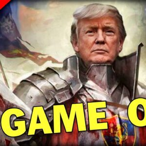 GAME ON! Trump Girds For War, Sets Battle Plan to COMPLETELY Disrupt Biden's Feckless Administration