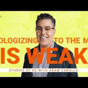 Adam Carolla RIPS FAKE Apologies To Cancel Culture Mob