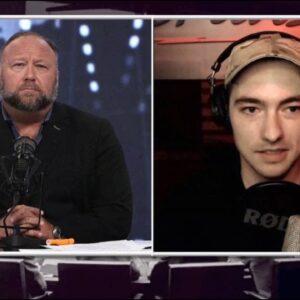 Facebook Insider Morgan Kahmann Joins Alex Jones to Discuss 'Vaccine Hesitancy' Document Leak