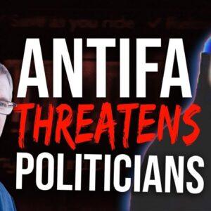 Antifa THREATENS Portland Mayor — Will Dems Finally Take Them Seriously?   The Glenn Beck Program