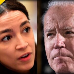 AOC Just Put Biden on NOTICE over his Comments about Israel