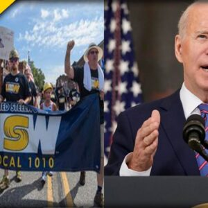 Steelworker Union that Put their Faith in Joe Biden is Now BEGGING Him to Not Destroy Them