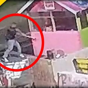 """Hero Caught on Camera! LOOK What he did to the """"Autonomous Zone"""" in Minneapolis"""