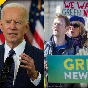 Liberal Activist EXPOSES what Biden's Infrastructure Plan is Really About