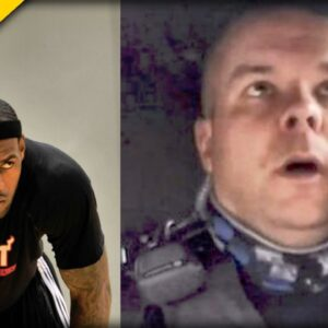 GREAT NEWS: GoFundMe BLOWS UP For Officer Suspended For Mocking Lebron James; Officer Reacts