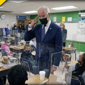 WATCH: Students Give Joe Biden their Brutally Honest Thoughts of eLearning