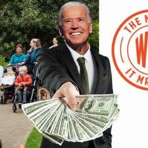 Why You Should Be VERY Concerned about Biden's Child Tax Credit | The News & Why It Matters | Ep 781