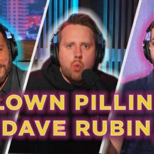 Dave Rubin Gets Clown Pilled | Slightly Offens*ve