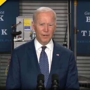 Biden Admits His Fate if he did not submit to this Policy that AFFECTS us all