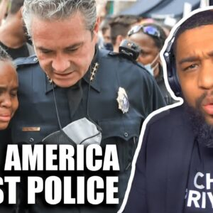 Do Americans Trust Police?