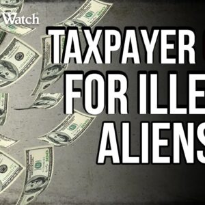 Do You Support Taxpayer Cash for Illegal Aliens?
