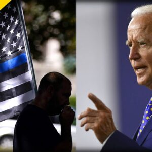 Does Biden HATE Police? His Latest Move May Answer the Question