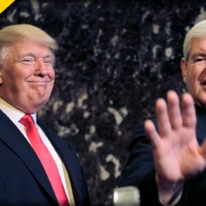 Donald Trump, Newt Gingrich just Teamed Up for a GREAT Cause