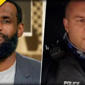 UNREAL. Officer Who Mocked LeBron James in Viral Video is Handed Pink Slip