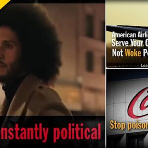 EPIC. A New Ad Campaign Hits Back At Woke Corporations