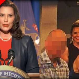 SHE'S DONE. Whitmer BUSTED COLD When Photo Surfaces, Her 'Apology' Won't Save her this time