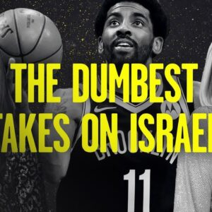 Celebrities Reveal Their DUMBEST Takes On the Israel Situation | Stu Does America