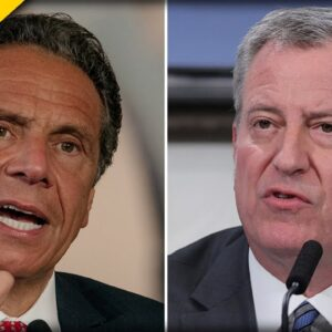 FIREWORKS! NYC Mayor de Blasio RIPS Cuomo for Million Dollar Book Deal