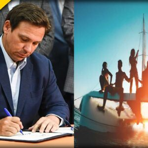Floridians CELEBRATE after DeSantis Signs Tax Holiday Bill into Law