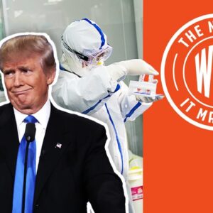 Libs Blame TRUMP for Media Not Covering Wuhan Lab Theory   The News & Why It Matters   Ep 787