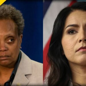 Tulsi Gabbard Steps Up, LEADS the Charge against Marxist Mayor Lori Ligthfoot
