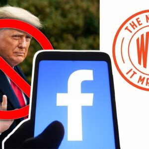 BLOCKED ... AGAIN! Facebook DOUBLES DOWN on Trump Ban | The News & Why It Matters | Ep 773