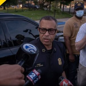 WATCH: Detroit Police Chief Tears Into 'George Floyd Justice In Policing Act'