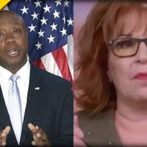 There's Just ONE Problem with Joy Behar's Reaction to Tim Scott's Rebuttal