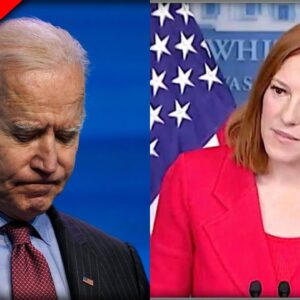Joe Biden in Trouble with his Handlers AGAIN after Reporters Refuse to Stop asking Him Questions