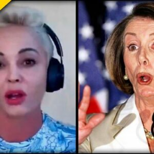Hollywood HORRIFIED after Rose McGowan RIPS into Dems - MUST SEE!