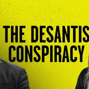 The Media Push INSANE Conspiracy Theory Against Ron DeSantis | Stu Does America