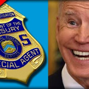 IRS Will Panic After Hearing Biden's Latest Gaffe - It Will RUIN Them!
