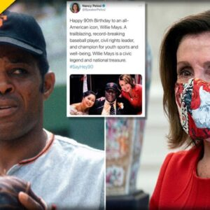 Pelosi's Virtue Signal Goes HORRIBLY Wrong When EVERYONE Noticed Her Big Mistake