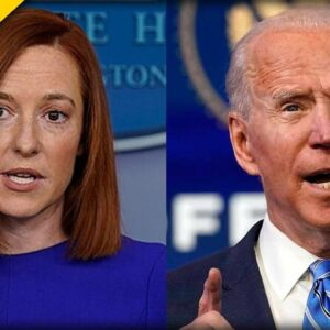 Jen Psaki Dodges Questions About one of America's Most Deadly Problems