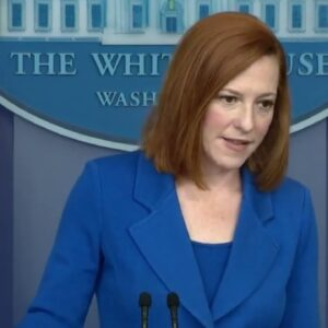 Jen Psaki Shows How IGNORANT She Is On Guns When Asked About Crime