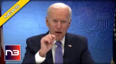 Joe Biden Goes BLANK during Live Presser - This was SAD to Watch