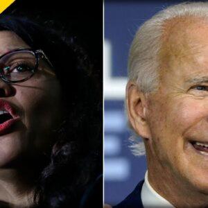 Joe Biden PRAISES MOONBAT Congress Member - this Says EVERYTHING