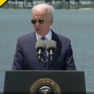 Joe Biden Tells HUGE Lie while Talking about his 'Infrastructure' Plan