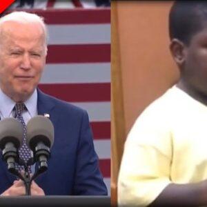Joe Biden's Latest Gaffe Just Absolutely RUINED His Presidency