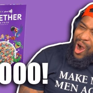 Kellogg Company pushes a limited edition, LGBTQ themed cereal to KIDS!