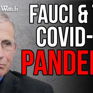 Judicial Watch INVESTIGATES #COVID19 Shutdowns  What Was Dr. Fauci Told by China